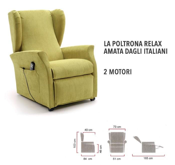 Poltrona relax Classic