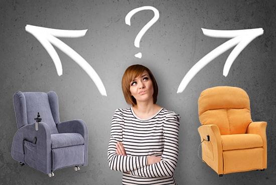 Quali sono le tipologie delle poltrone relax?